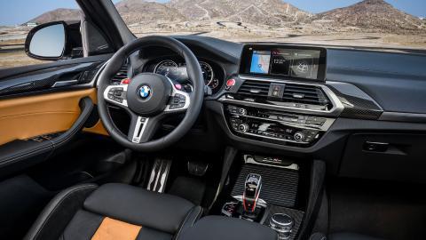 prueba-BMW-X3 M