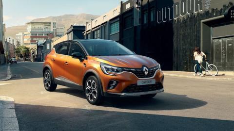 Renault Captur de renting