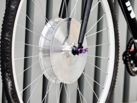 E-rim, para transformar cualquier bici en bici eléctrica