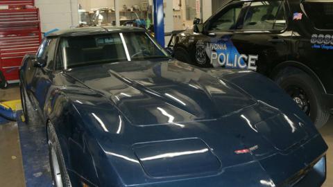robo Corvette