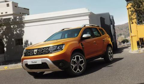 Tres alternativas de compra al Dacia Duster GLP