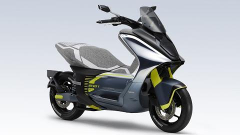 maxi scooter electrica motos
