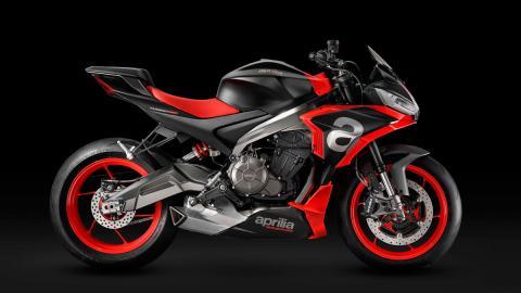 Production-ready Aprilia RS 660 Patent Images Leaked