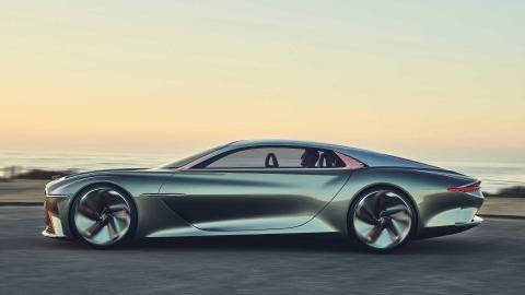 Bentley descapotable