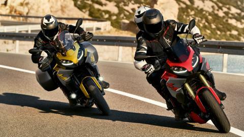 moto trail altas prestaciones gama media