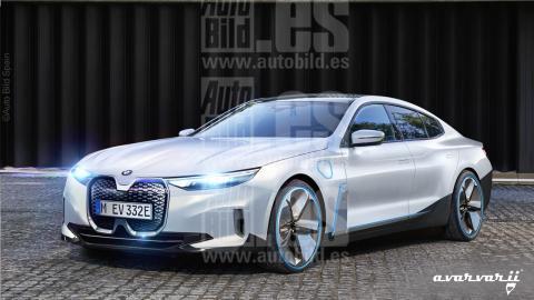 BMW i6 render