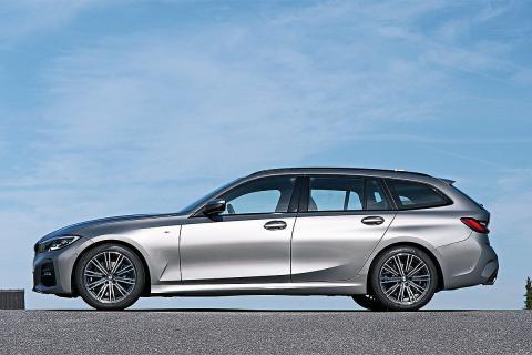 Comparativa del BMW Serie 3 Touring vs Mercedes Clase C Estate