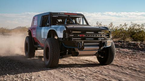 Ford Bronco R Concept