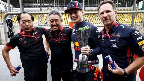 Honda en la F1
