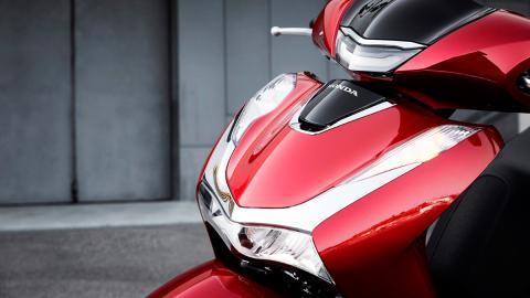 nueva scooter ciudad escúter ventas vendida