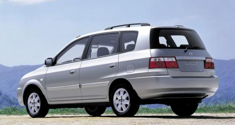 Kia Carens o Hyundai Matrix