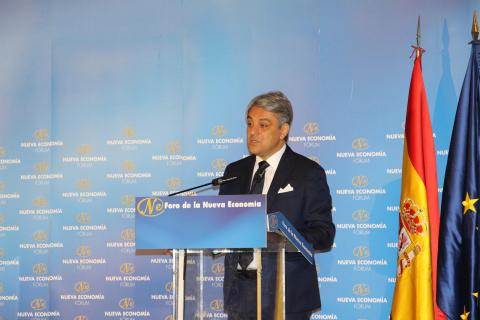 Luca de Meo, presidente de Seat, habla de Cataluña