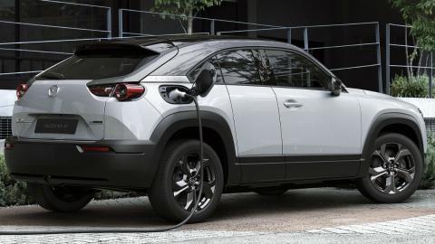Mazda MX-30 electrico