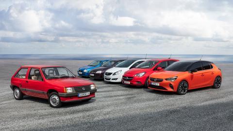 Opel Corsa 2019