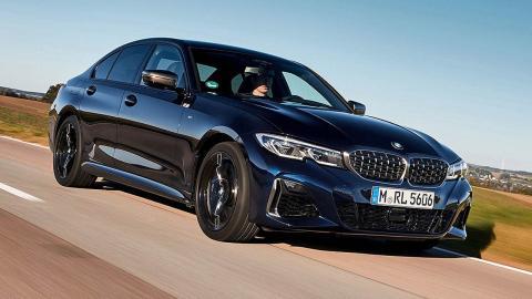 Prueba: BMW M340i xDrive