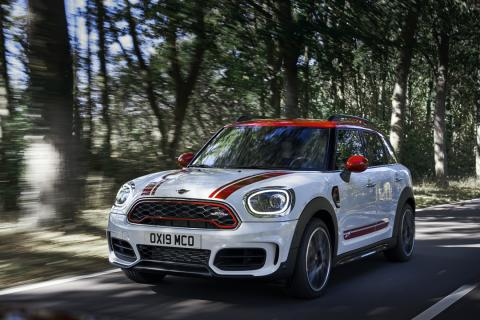 Prueba del Mini John Cooper Works Countryman 2020