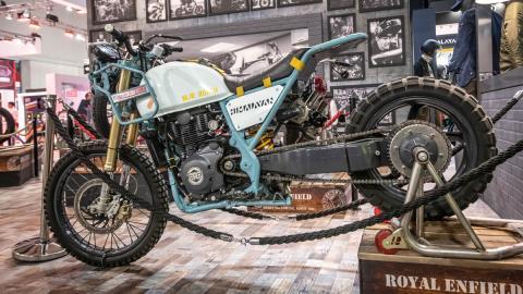 eicma 2019 custom customizada moto