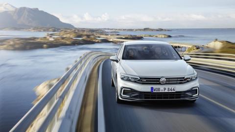 Volkswagen Passat 2020 Cambios