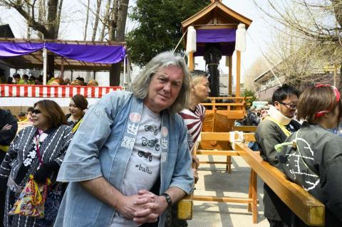 Galeria fotos programa 'James May. Our Man in Japan'