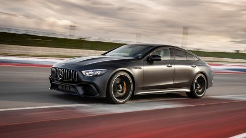 Mercedes-AMG GT 63 S Magny-Cours