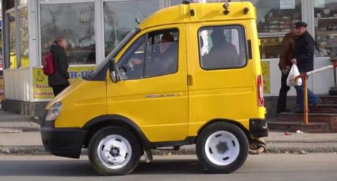 Mini minibús
