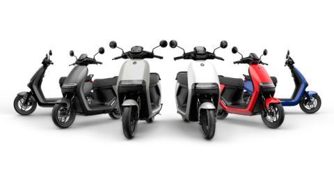 moto electrica ciudad urbano movilidad futuro
