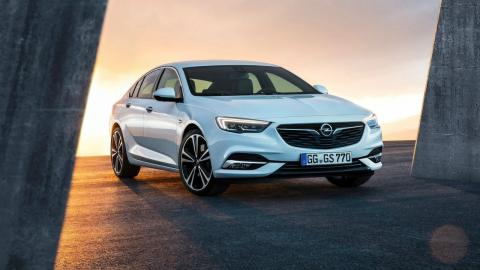 Opel Insignia por 17.000 euros