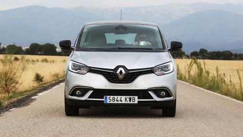 Prueba Renault Scenic Blue dCi 150