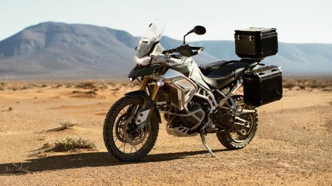 moto trail altas prestaciones 900