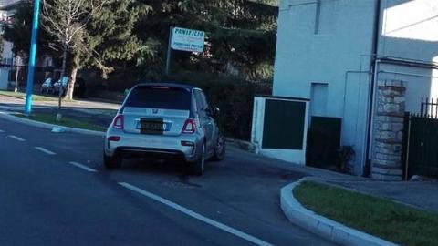 Balotelli empieza el año estrellando su coche