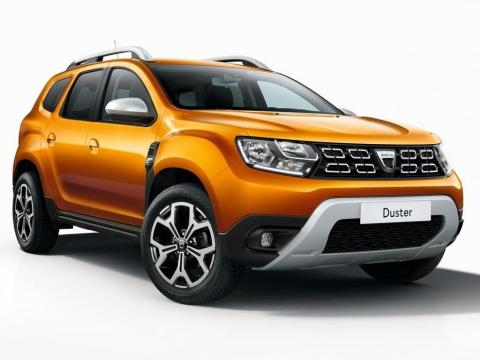 Cinco opciones recomendables si vas a comprar un Dacia Duster