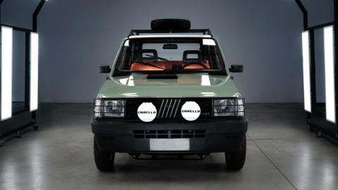 Fiat Panda 4x4 eléctrico