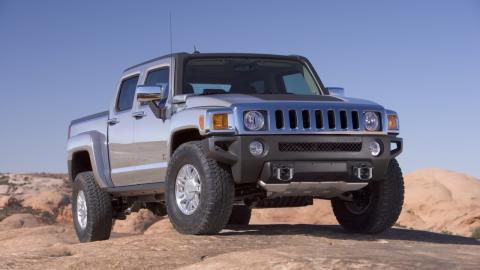Hummer pick-up eléctrico