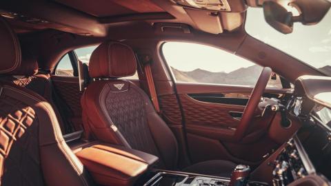 Interior Bentley Flying Spur 2020