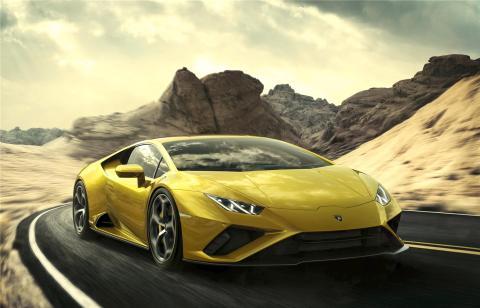 Lamborghini Huracán EVO tracción trasera: 610 CV de placer