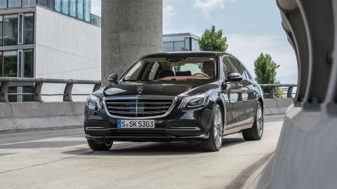 Mercedes Clase S LWB AWD