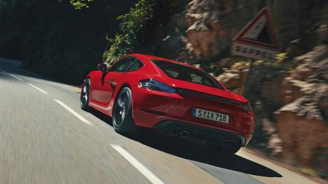 deportivo roadster lujo altas prestaciones purista curva diversion