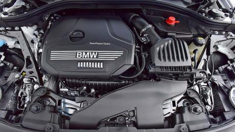 Prueba del BMW 118i