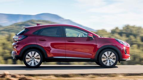 Prueba del nuevo Ford Puma 2020