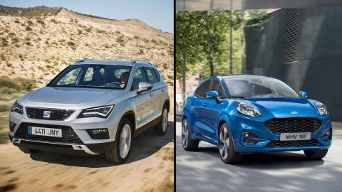 Seat Ateca vs Ford Puma