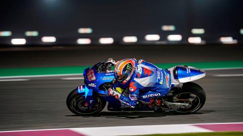 motogp curva circuito nueva moto