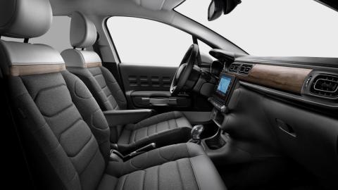 Citroën C3 2020 interior