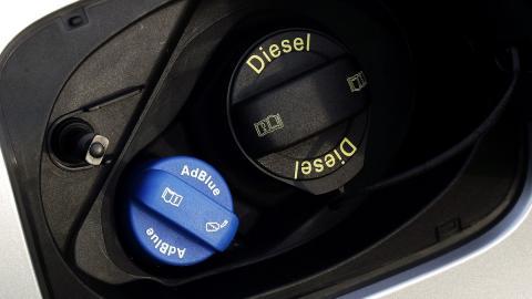 diesel lentos ruidosos