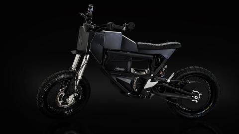 motos electricas lujo artesanal altas prestaciones