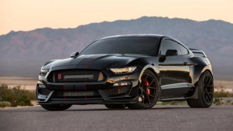 Este Ford Mustang Shelby GT350 by Fathouse Performance: con 1.400 CV...