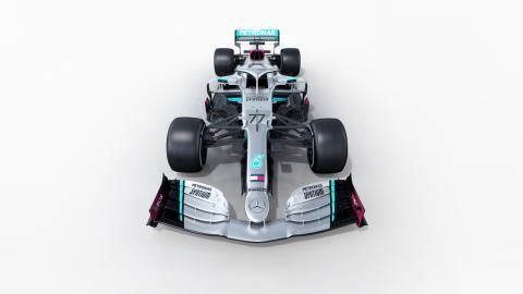 Mercedes F1 W11 2020
