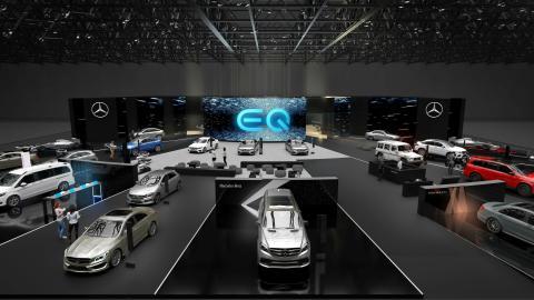 Mercedes en el Salón de Ginebra 2020