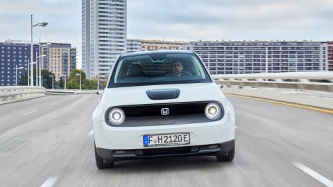 Prueba Honda eléctrico 2020