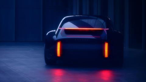 Teaser Hyundai 'Prophecy' Concept