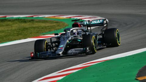 Test F1 2020, Día 3
